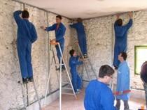 ремонт стен помещений Екатеринбург
