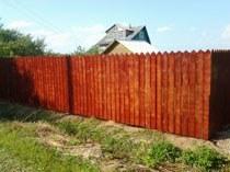 строить забор, ограждение город Екатеринбург