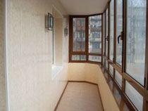 Ремонт балкона в Екатеринбурге. Ремонт лоджии
