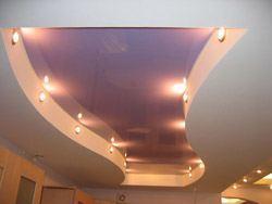 Ремонт и отделка потолков в Екатеринбурге. Натяжные потолки, пластиковые потолки, навесные потолки, потолки из гипсокартона монтаж