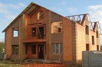 Строительство домов из кирпича в Екатеринбурге и пригороде, строительство домов из кирпича под ключ г.Екатеринбург
