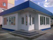 Строительство магазинов в Екатеринбурге и пригороде, строительство магазинов под ключ г.Екатеринбург