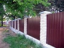 Строительство заборов, ограждений в Екатеринбурге
